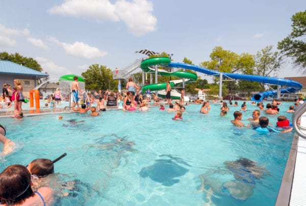 Parks shelters west fargo park district - Swimming pools with slides north west ...