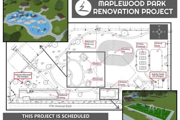 maplewood reno project