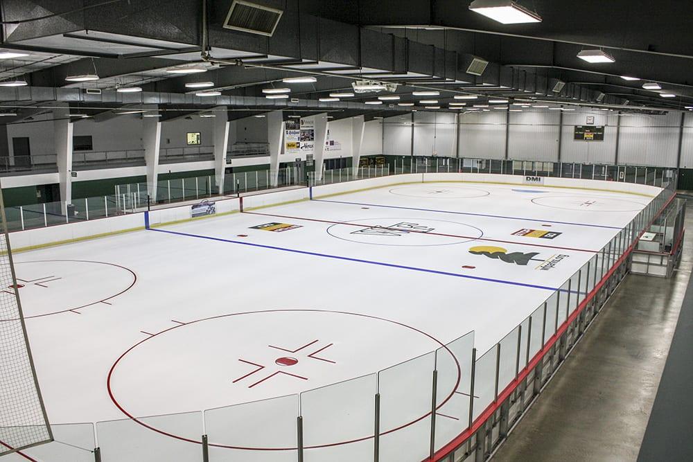 Veterans Memorial Arena West Fargo Park District