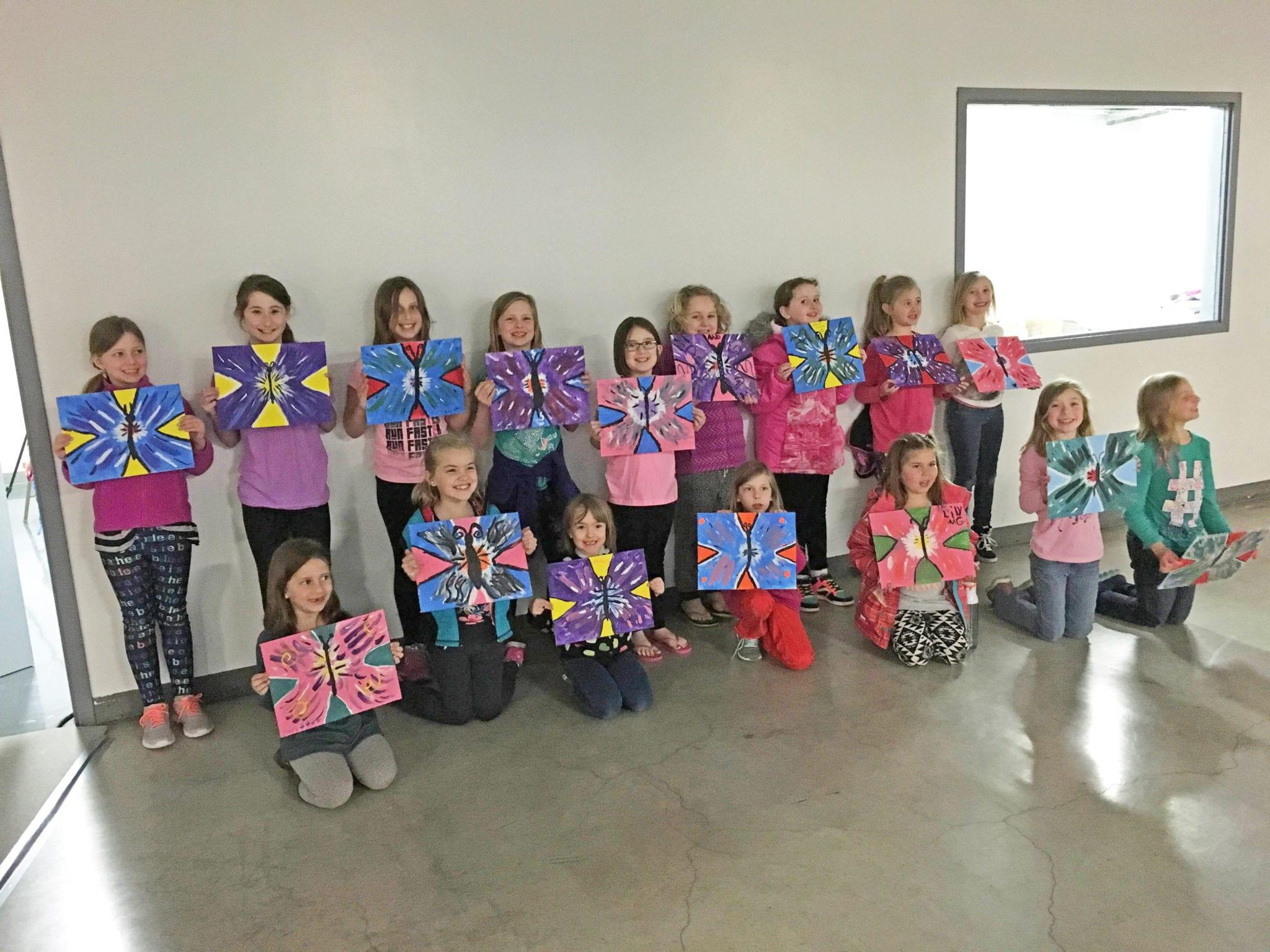 Youth Arts - West Fargo Park District